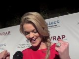 Missi Pyle at The Wrap Pre-Oscar Party