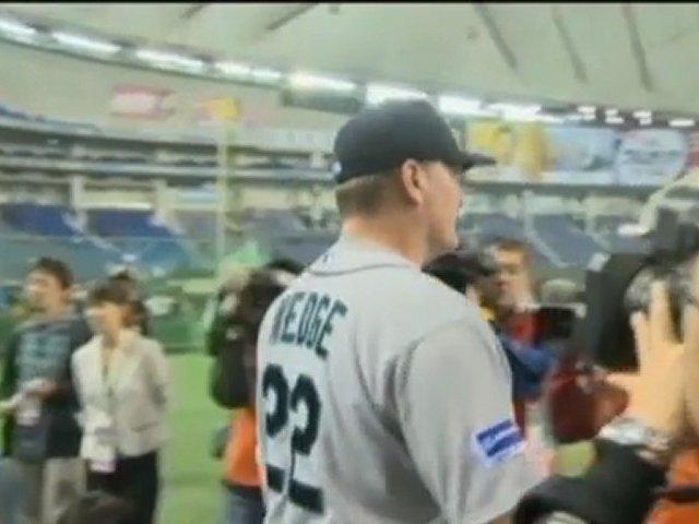 MLB – Coup d'envoi de la saison de baseball