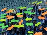 Le très original tifo des supporters de Magdeburg