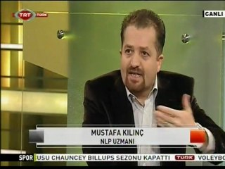 1.Bölm-TRT Türk-Mustafa Kılınç Binnur Üzümcü'nün konuğuydu
