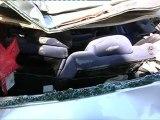 auto nel fossato muore a 18 anni