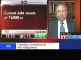 SCI: Planned capex of Rs 2000 crore in FY13