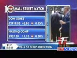 Wall Street watch: Dow Jones, Nasdaq in red