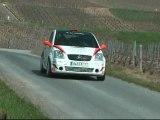 Rallye vins de champagne 2012