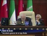 Cumbre árabe se centra en Siria