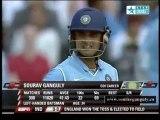*300th ODI* Sourav Ganguly 59 vs England - 5th ODI - NatWest Series, 2007