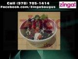 Frozen Yogurt in Saugus MA - Zinga! Saugus