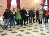 Remise de la carte d'électeur et du livret citoyen aux jeunes de Sentheim