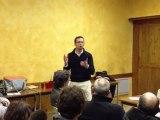 Couliou Benoist lancement campagne Brassac 2/2