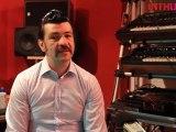 Arnaud Rebotini à propos de Blackstrobe Records et de ses projets futurs