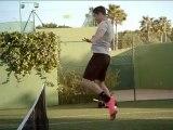 Nike Football: Mercurial Vapor VIII: Cristiano Ronaldo vs Rafa Nadal
