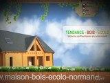 Maison Bois Ecolo - Construction kit maison bois Eure
