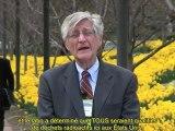 Arnie Gundersen: échantillons de sol de Tokyo = déchets nucléaires aux USA