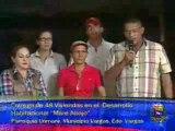 (VÍDEO) Gobierno Nacional otorga viviendas con vista al mar a nuevas familias en Vargas 29.03.2012