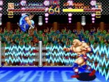 Classic Game Room - WORLD HEROES Neo-Geo PS3 review