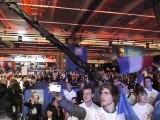 Meeting Nicolas Sarkozy avec les Jeunes de L'UMP - ext.2 - Benjamin Lancar