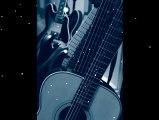 LES MATINS D HIVER reprise version acoustique guitare