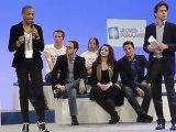 Meeting Nicolas Sarkozy avec les Jeunes de L'UMP - ext.6 Nathalie Fanfant