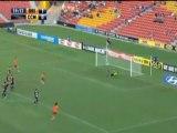 Brisbane Roar 2 - 0 Central Coast Mariners