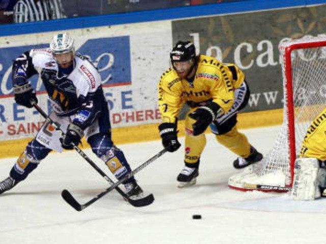 Résumé Grenoble - Rouen (Finale Ligue Magnus 2012, Match 4) / 31-03-2012