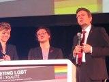 Intervention de Jean-Luc Mélenchon au Meeting LGBT, 31 mars 2012 à Paris (Folies Bergère)