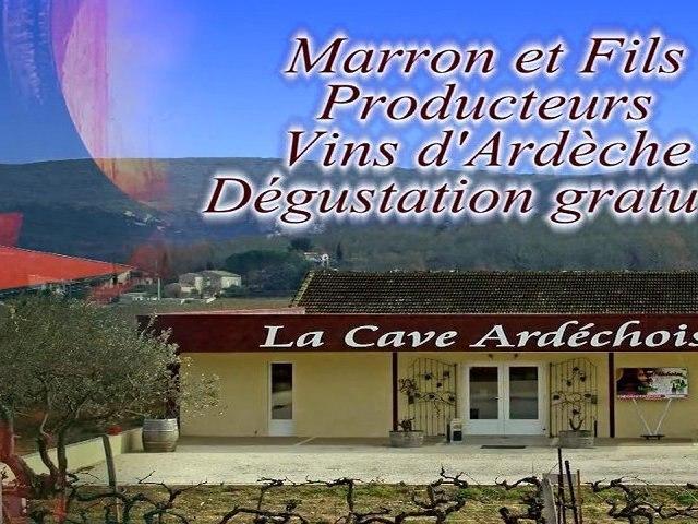 La Cave Ardèchoise par Mathieu Vignal