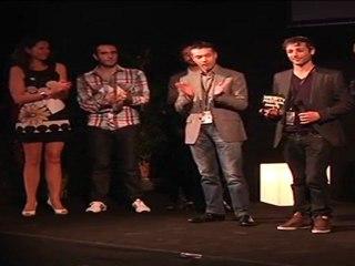 Remise des Prix WebTV-Festival 2012