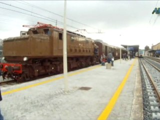 treno doc e626 treno storico 100 porte 3 parte-