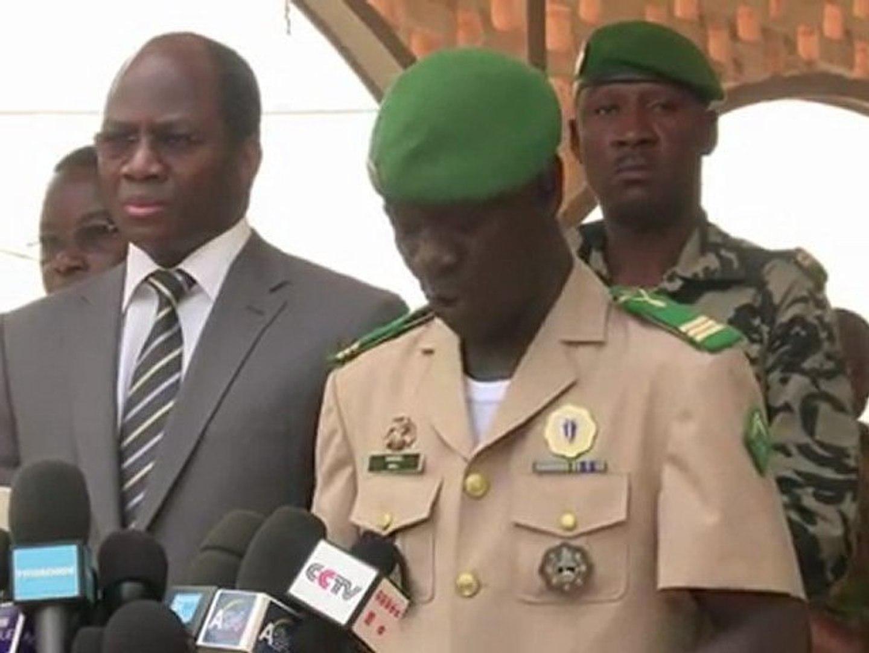 Mali: le chef de la junte annonce