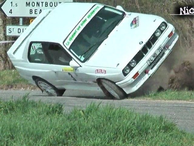 Rallye de Franche-Comté 2012 HD