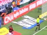 Flamengo 2 x 1 Bangu super full highlights 01.04.2012