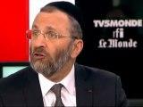 """G. Bernheim: """"Une formation commune des imams et des rabbins"""