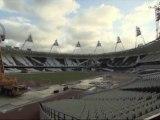 London 2012 Olympics Olympic Stadium Arena Views