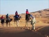 Morocco Expeditions - Sahara Desert  Camp- Dunes, Camel Ride- Luxury 4x4 Tours Morocco  - モロッコサハラ砂漠の砂丘ツアー