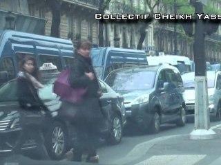 Interdiction Journée de la Terre à Paris - 2012 Al Qods