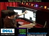Web Browser History Settings