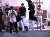 Video Gracioso - Saltos increibles de Xiaolin Gruv