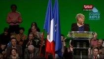 OPERATION SPECIALE,1er Grand Meeting de Eva Joly, Présentation de son programme présidentielle