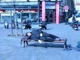 Humour Parodie Clodo Francois je suis un clodo !!