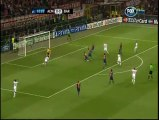 Errores no Forzados del Barcelona ('5) - Milan vs Barcelona - Champions League 2011/2012