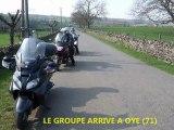 LES CHATEAUX ET LES EGLISES DU BRIONNAIS (SAONE-ET-LOIRE & LOIRE) - DIMANCHE 25 MARS 2012