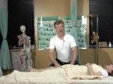Massage - Basic Swedish Techniques for the Leg