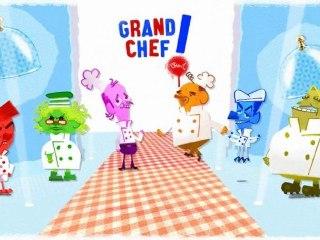 GRAND CHEF 2012 - Présentation des candidats