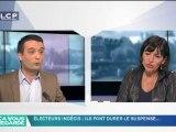 Vif échange entre Anne Hidalgo et Florian Philippot