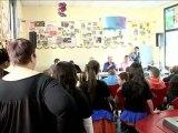 Le MHSC sur les bancs de l'école (Lunel)