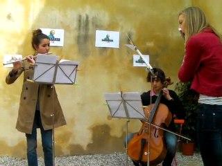 Les élèves de l'Ecole de musique et de la danse de Valence interprètent Joseph Haydn en amont du tricentenaire Rousseau