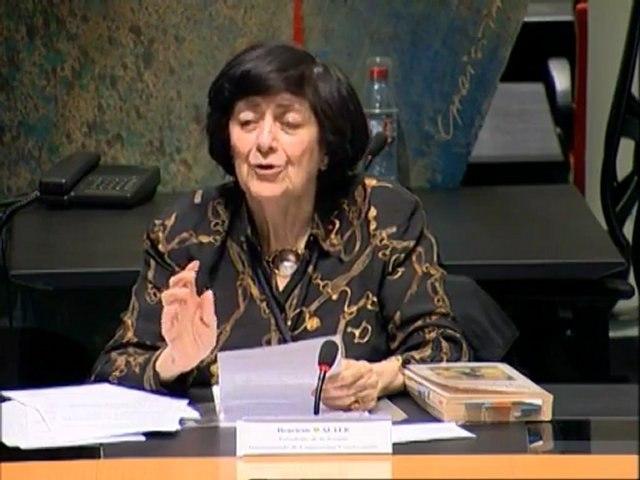 La linguiste Henriette Walter évoque la langue française d'ici et d'ailleurs