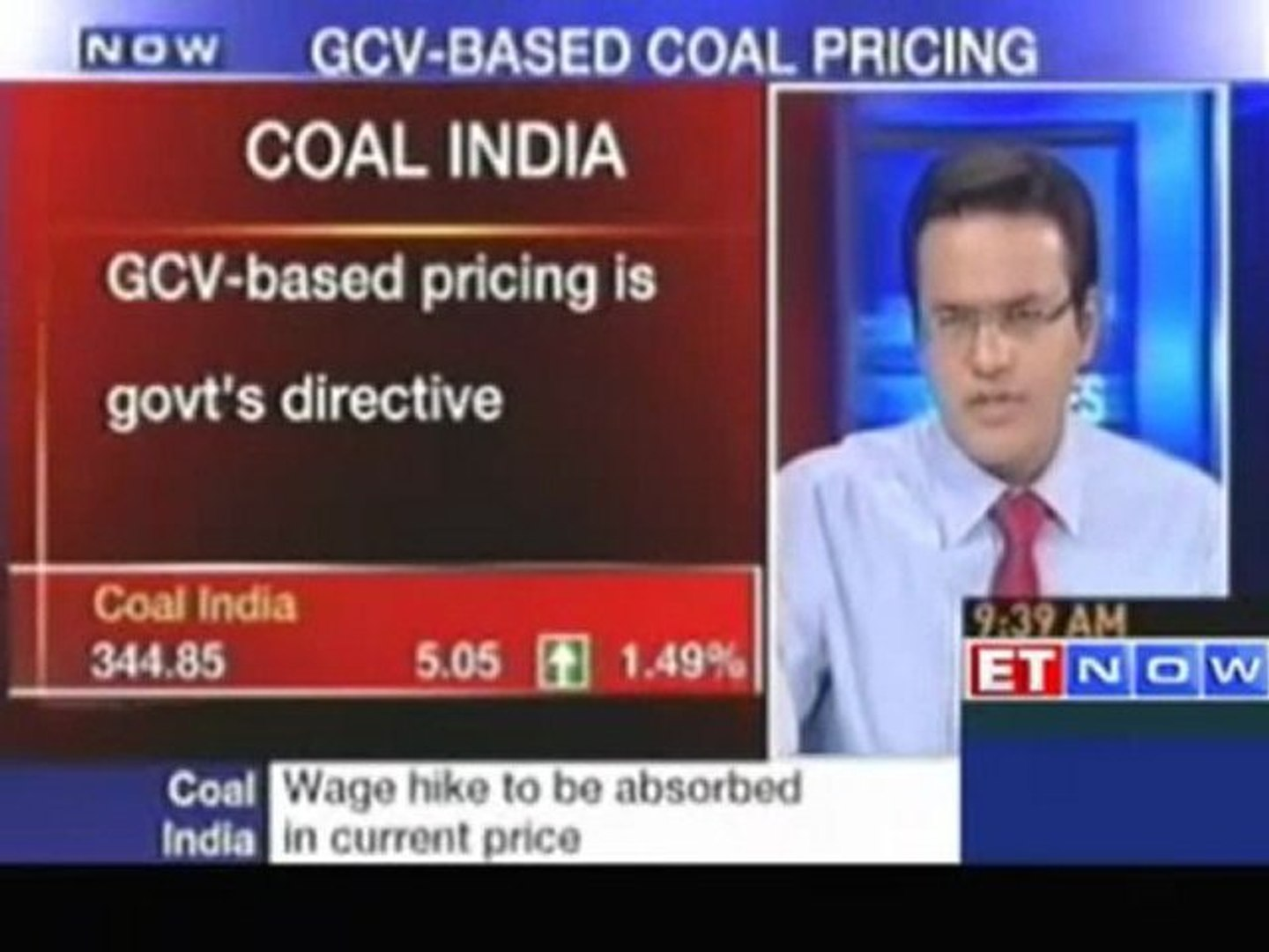Coal India: Wage hike to be absorbed in current price