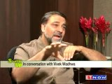 Starting Up - In conversation with Vivek Wadhwa