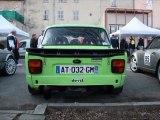 Franck Pascucci / Simca Rallye 2 / Montée Historique de St Cézaire 25/03/2012
